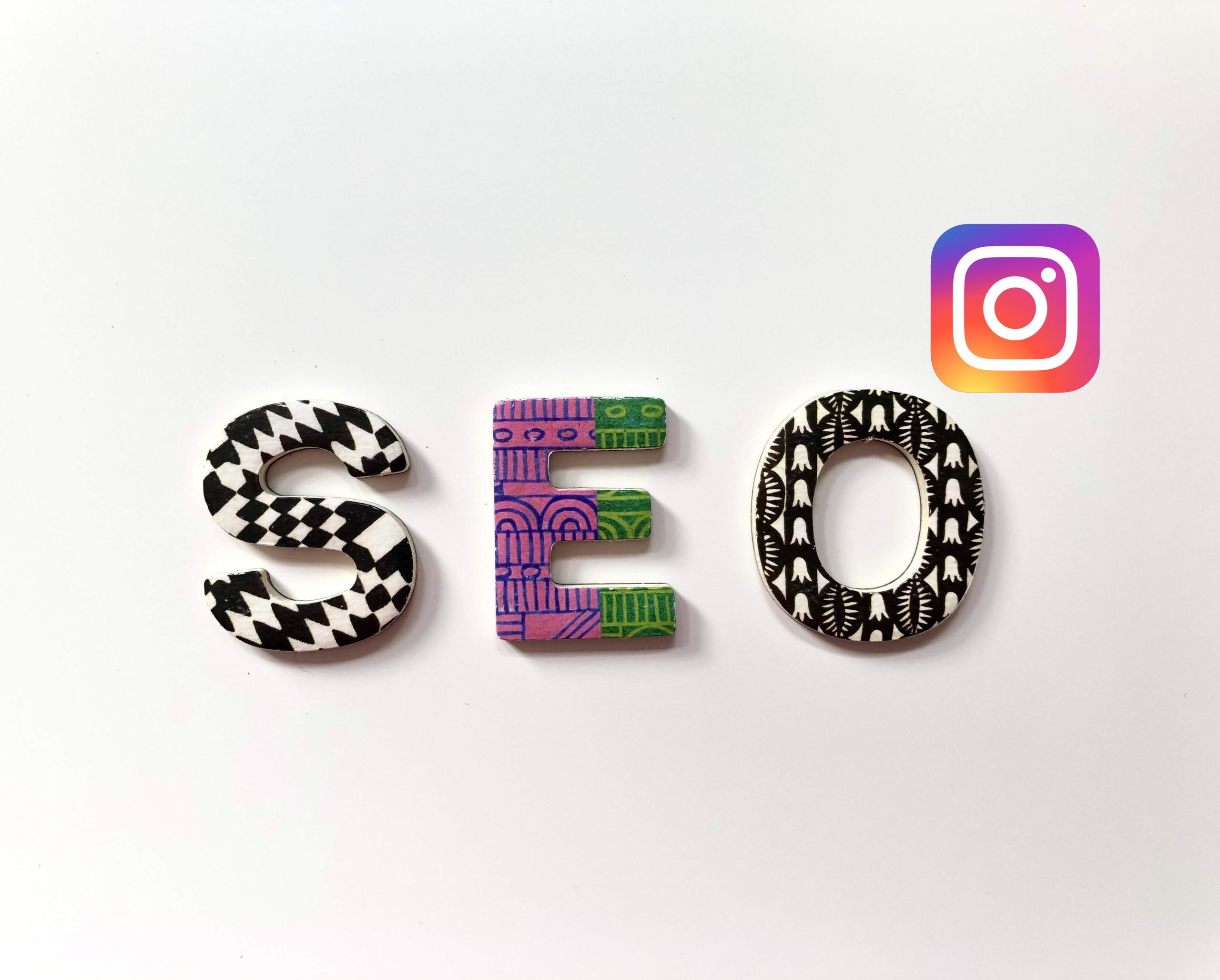 5 tips for better SEO on instagram