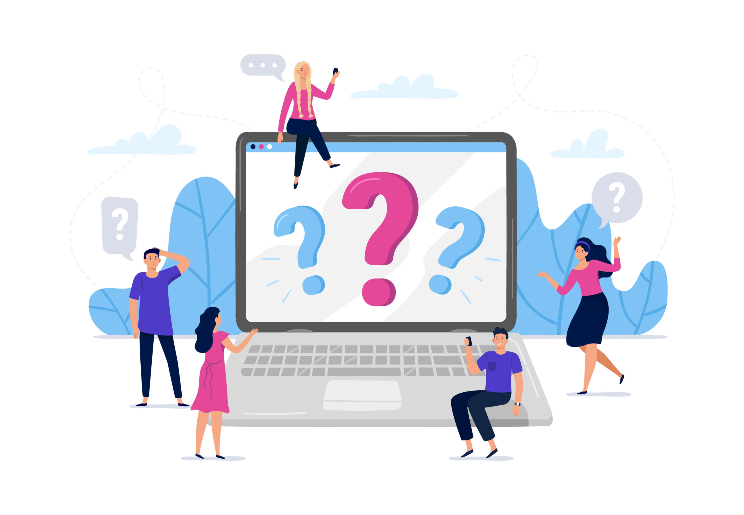 21 questions to ask before you work with a web design company