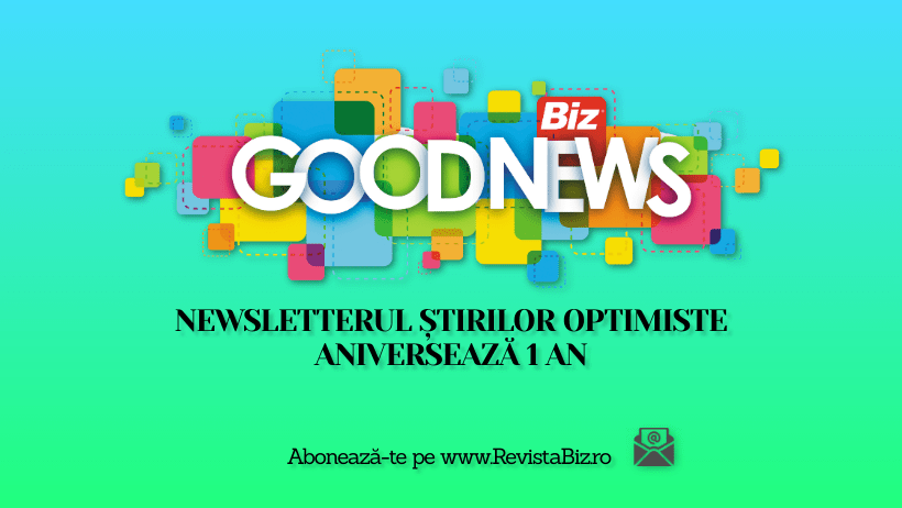 Why is the newsletter Biz Good News important for an entrepreneur